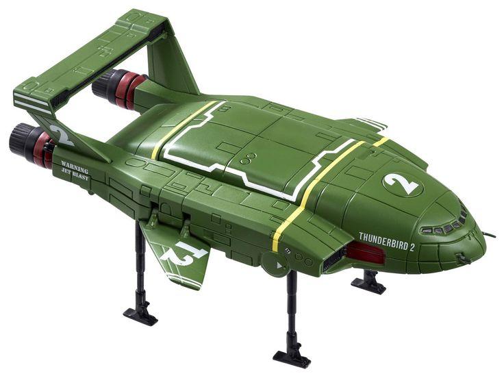 Thunderbirds Vehicle with Sounds - Thunderbird 3 | Buy Toys Online | Thunderbirds Toys