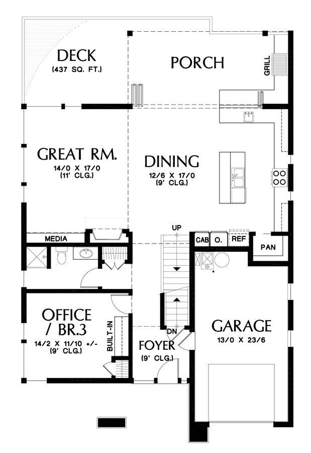 Room Floor Plan Designer Free: 9 Best Split Level Floor Plans Images On Pinterest