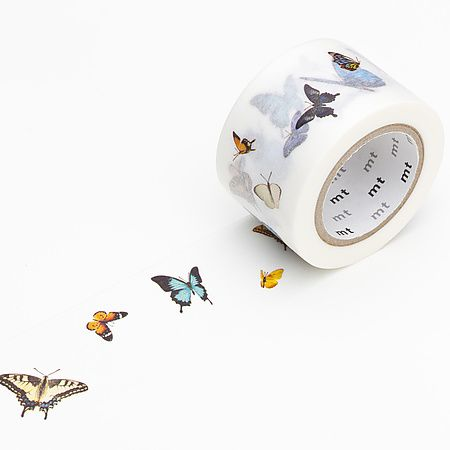 mt Washi Tape / Butterfly
