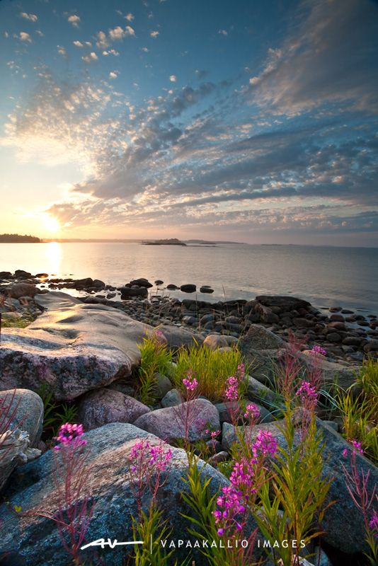 Southtip of Finland - Hanko, Southern Finland #Finland #hanko #landscape