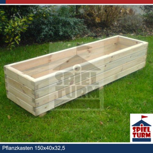 17 Best Ideas About Pflanztrog Holz On Pinterest | November ... Pflanzkuebel Beton Modern Garten Hochbeet