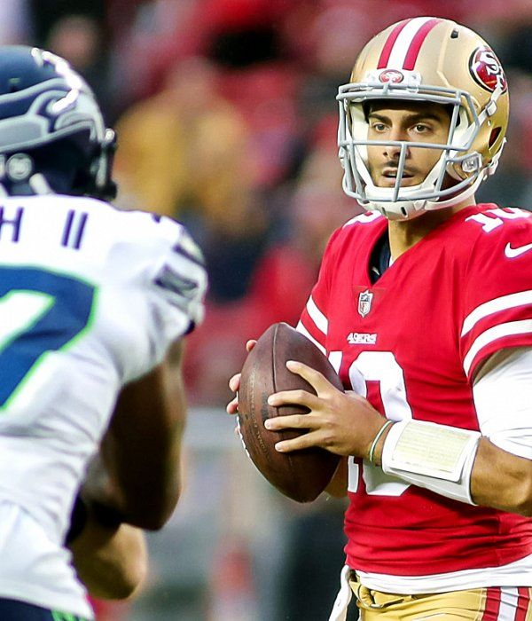 Key 49ers player stats from 24-13 loss to the Seahawks