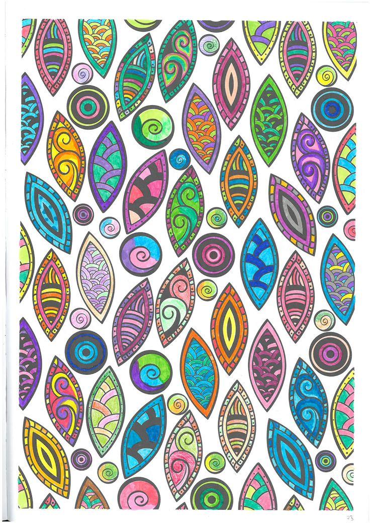 Desenho 73, arte terapia, colorir