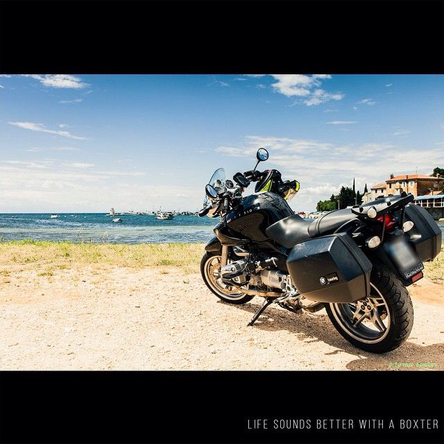 #salvore #croazia #summer #motorrad #ride #bmw #sunday #boxter