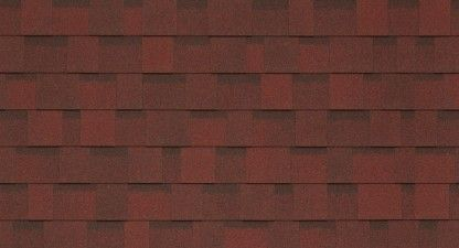 Best Iko Roofing Shingles Cambridge Riviera Red Swatch Roof 400 x 300