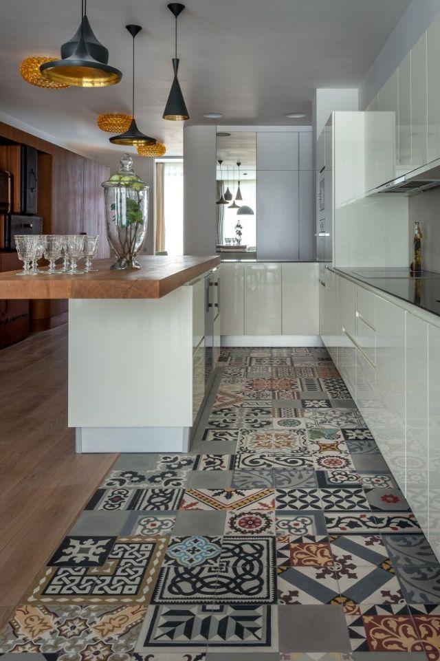 Zement Fliesen Google Search Interiors Kitchens