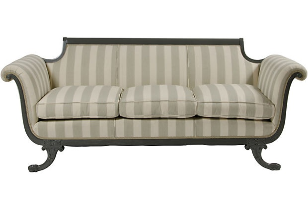 17 Best images about My Duncan Phyfe Sofa Ideas on Pinterest : Antiques, Victorian living room ...