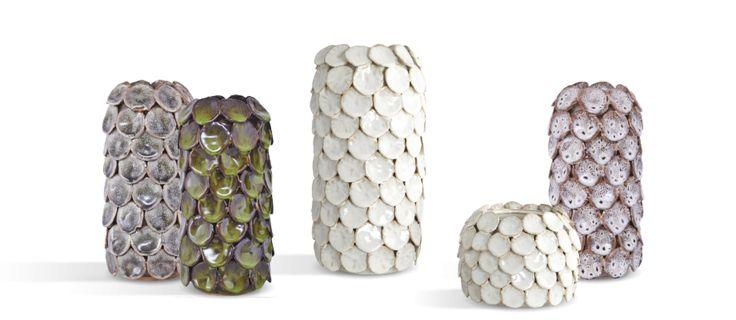 Dot Vase Keramikvas | Olsson & Gerthel