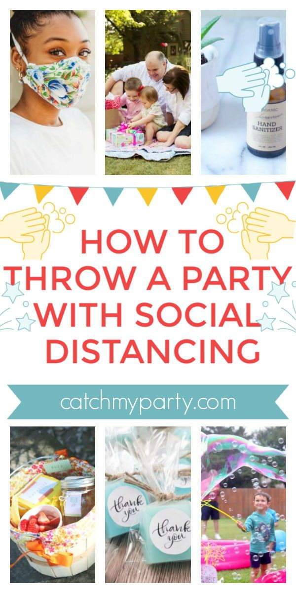 How To Plan An Outdoor Party With Social Distancing In 2020 Outdoors Birthday Party Birthday Party Activities Outdoor Birthday
