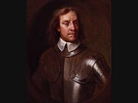 Jacek Kaczmarski: Cromwell - Idą na Londyn! Idą purytanie!/ Siłą ich czystość czyli lęk przed grzechem./ Lęk rodzi wściekłość, a wściekłość - powstanie/ Idą pokonać chrześcijan - chrześcijanie./