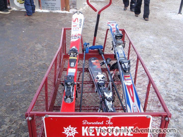 Packing List for Family Ski Trip