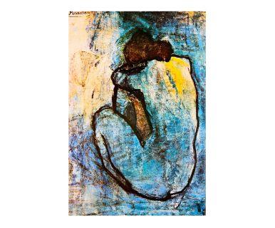 """Reprodukcja obrazu """"Akt"""", 60 x 90 cm"""