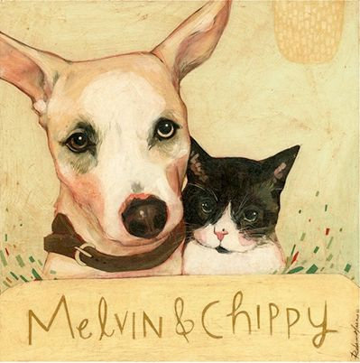 Illustration by Rebecca Green