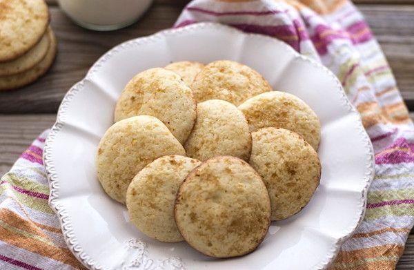 Печенье с натуральным йогуртом