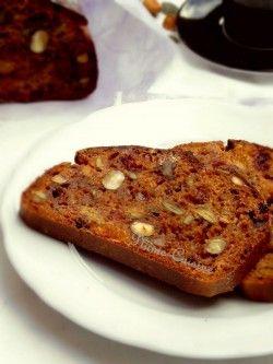 Un pain de caractère pour le foie gras et le fromage, et qui se prépare sans pétrissage!
