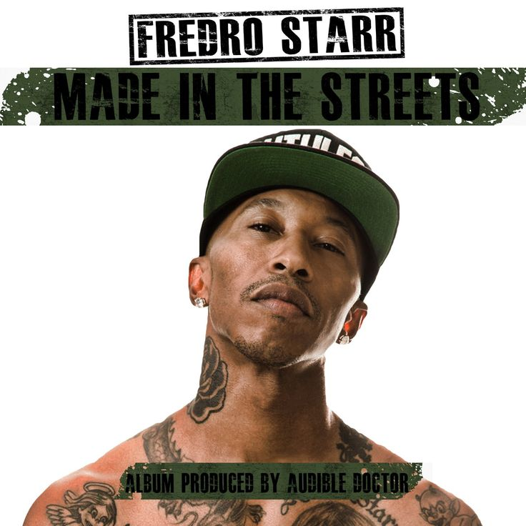 Fredro Starr - Made In The Streets, Red