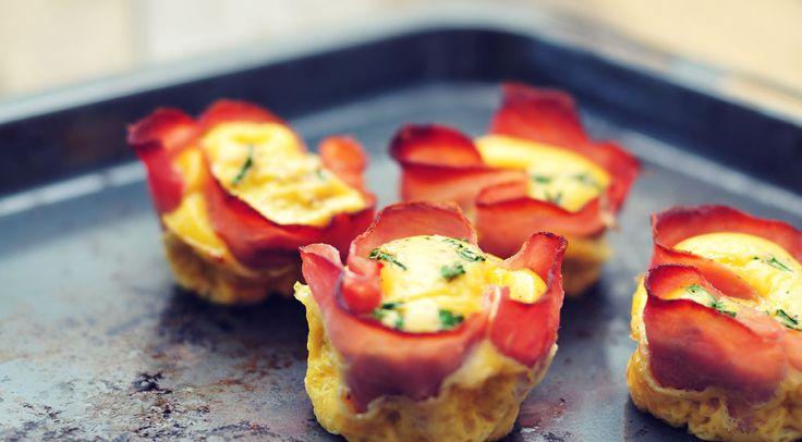Ei taartjes van ham zien er niet alleen heerlijk uit. Ei is ook een bijzonder gezond product dat rijk is aan veel vitamines en mineralen.