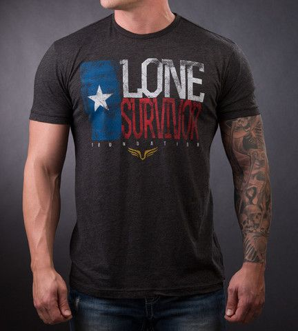 Lone Survivor Foundation Tshirt From Forged Clothing