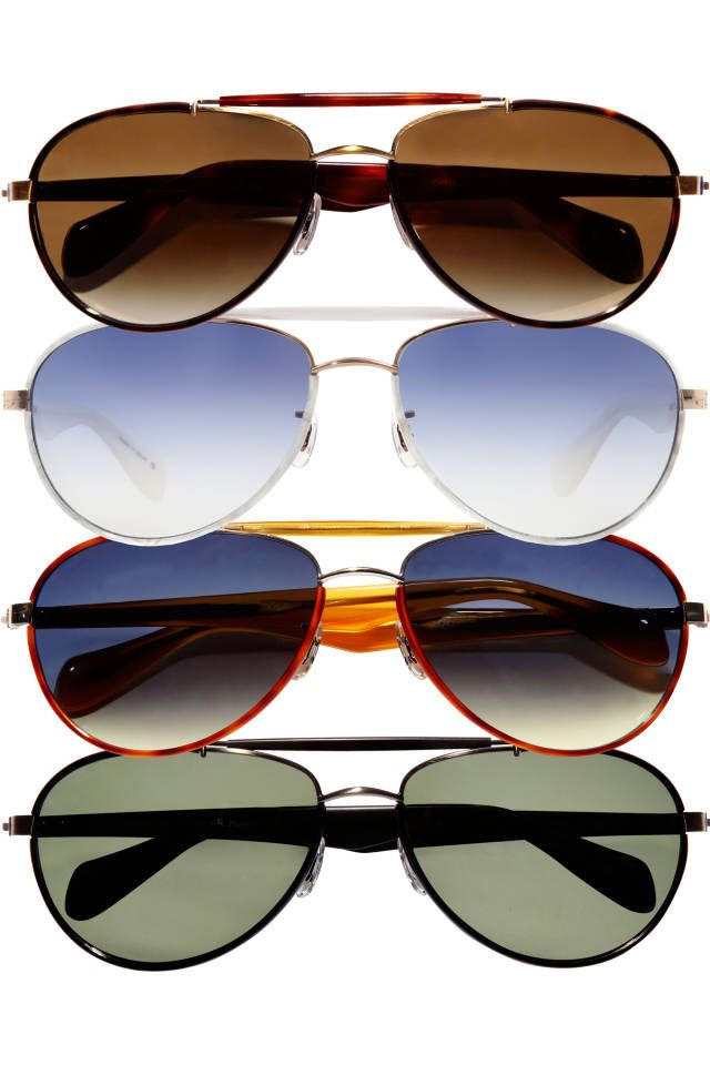 A Charming New Collab: Amanda R. Hearst x Oliver Peoples