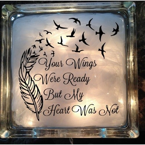 7 best wings were ready images on pinterest my heart for Your wings were ready but my heart was not tattoo