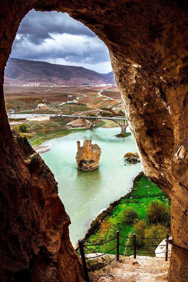 Hasankeyf , Batman, Turkey.
