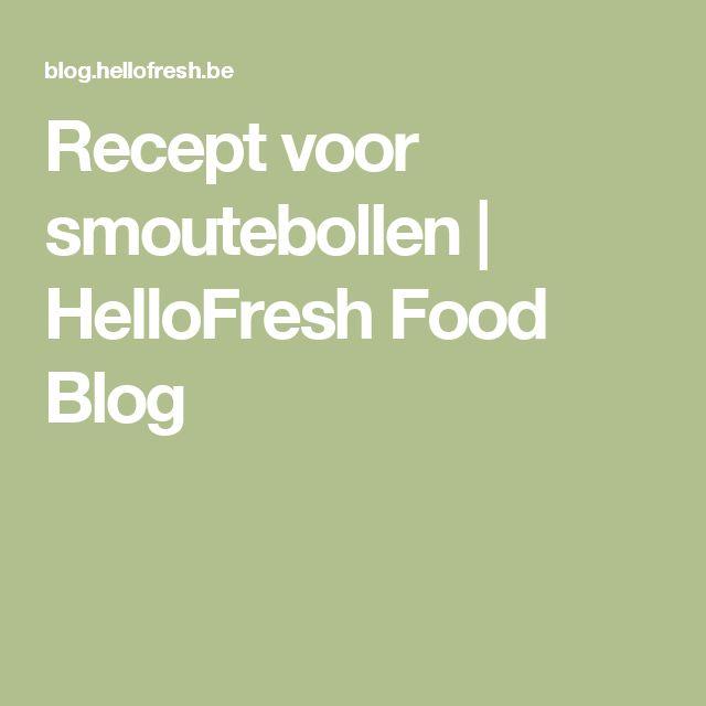 Recept voor smoutebollen | HelloFresh Food Blog