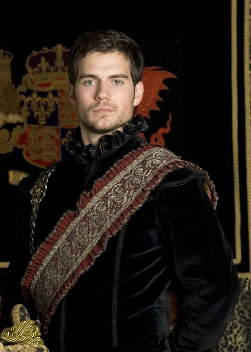 Henry Cavill - The Tudors  Top 100 Hottest Men in the World 2013 Part A  Herinterest.com