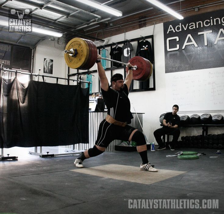 The importance of being flexible and knowing what you're doing when warming up for weightlifting competition attempts