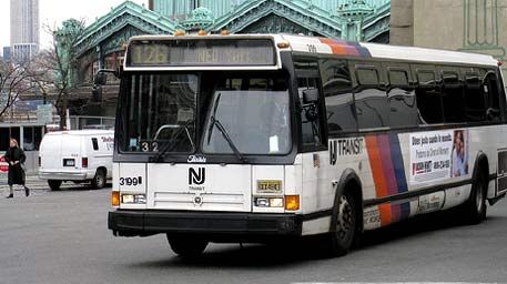 Hoboken To From New York Nj Transit 126 Bus Schedule