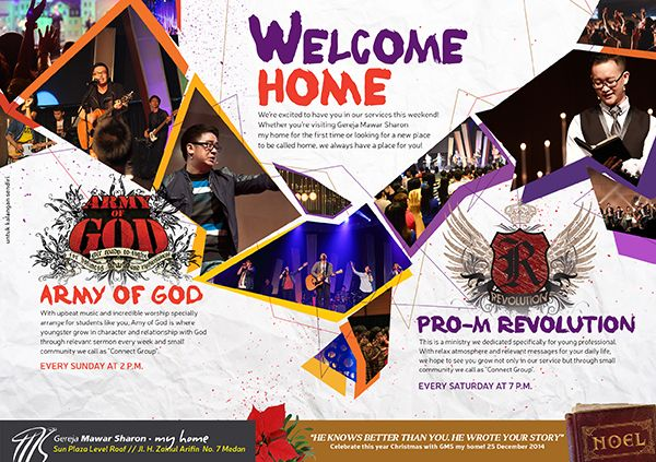 Welcome Home to Army of God and Pro-M Revolution // 2014
