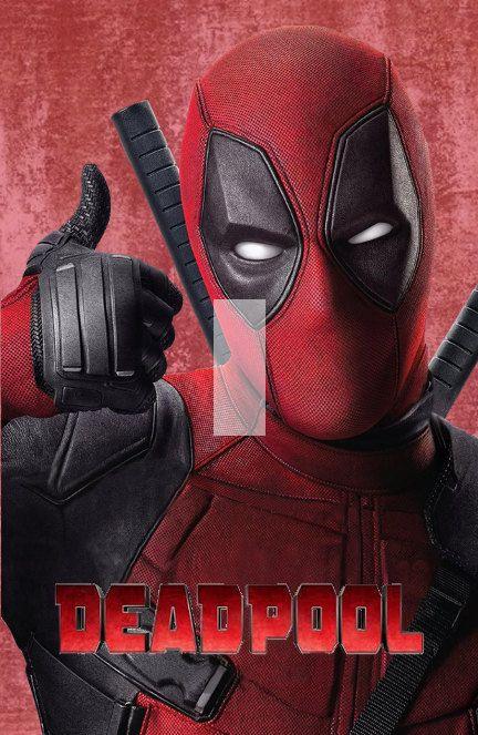 Deadpool Movie 2016 single switch, $7