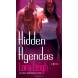 Hidden Agendas (Tempting SEALs) (Mass Market Paperback)By Lora Leigh