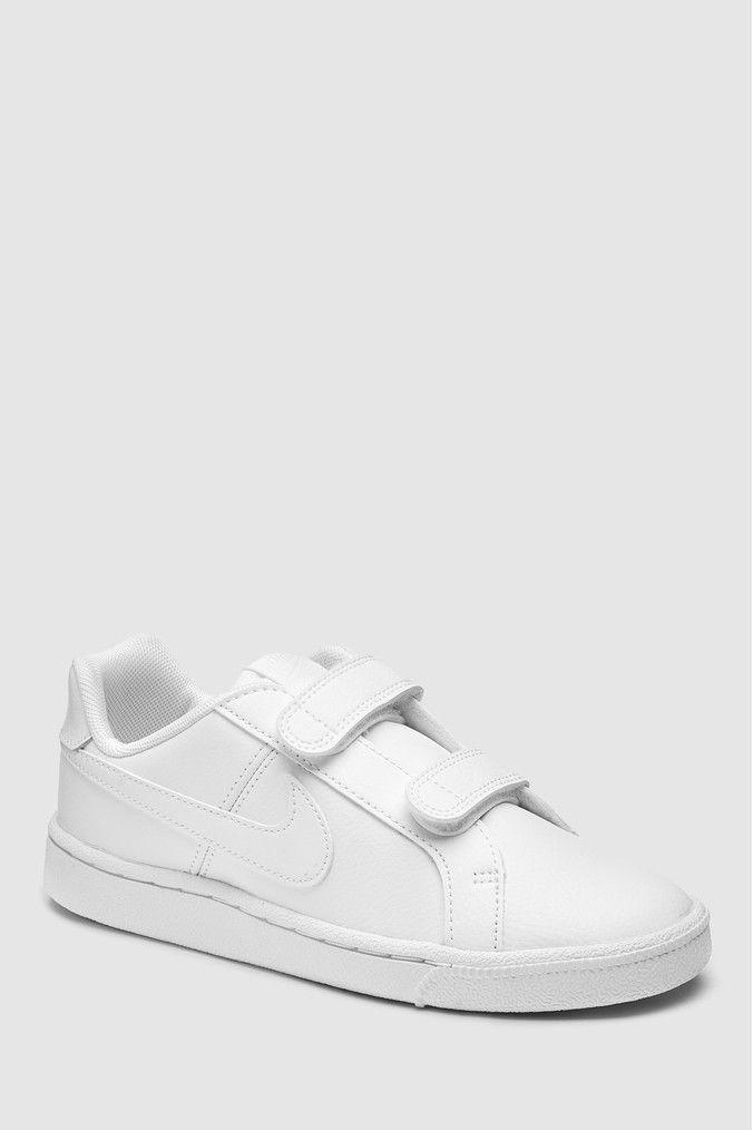 next velcro trainers