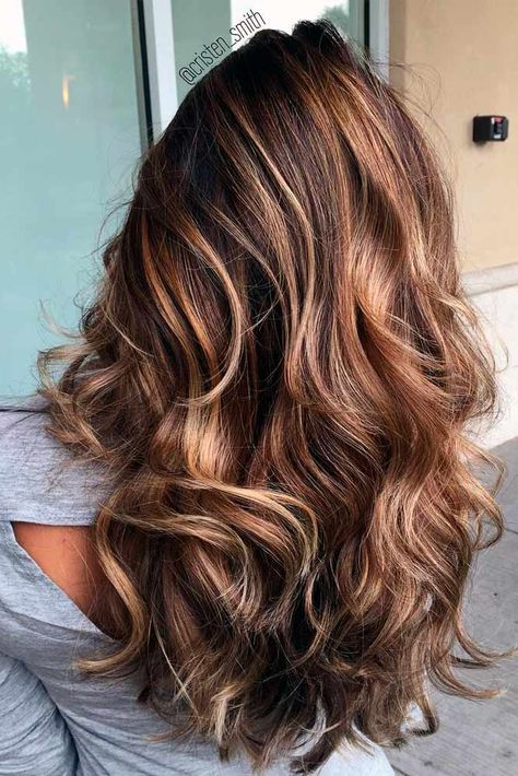 How To Choose The Right Layered Haircuts | Hair styles, Brown hair ...