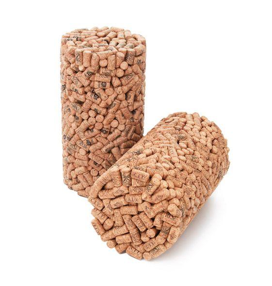 Giant Multi Wine Cork è Un Complemento Du0027arredo Creato Utilizzando Tra Gli  800 E I