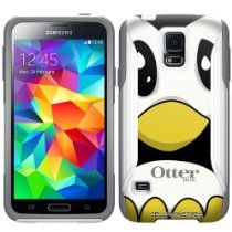 Otterbox Commuter Penguin Hybrid Case for Samsung Galaxy S5 //  Description This OtterBox® Commuter Case is made up of a durable 2 piece set that combines a sturdy silicone skin that lines your phone and a hard polycarbonate shell that snaps in place arou