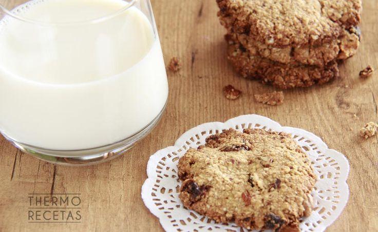 Galletas de okara de almendras # Aquí están las galletas de okara que os prometí. Son unas galletas de aspecto rústico pero muy crujientes y nutritivas.  Es una receta de aprovechamiento porque están hechas con la okara de la leche de almendras ... »