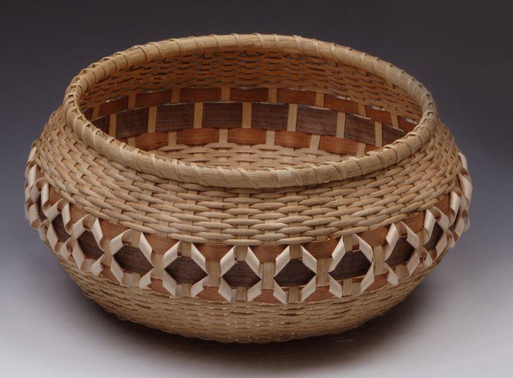 Nantucket Basket Weaving Patterns : Best baskets images on basket weaving