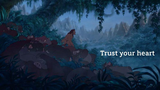 "Phil ""Inspiring"" Collins Wrote the Best Lyrics for Tarzan"