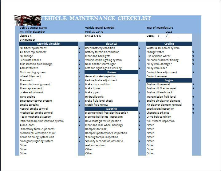 General Vehicle Maintenance Checklist Template #vehicle #maintenance #checklist #template,vehicle #maintenance #checklist,car #maintenance #checklist,vehicle #caring #checklist,vehicle #repairing #checklist #template,car #repairing #checklist,repairing #checklist #template,vehicle #repairing,vehicle #repairing #checklist,vehicle #repairing #sheet,vehicle #repairing #template…