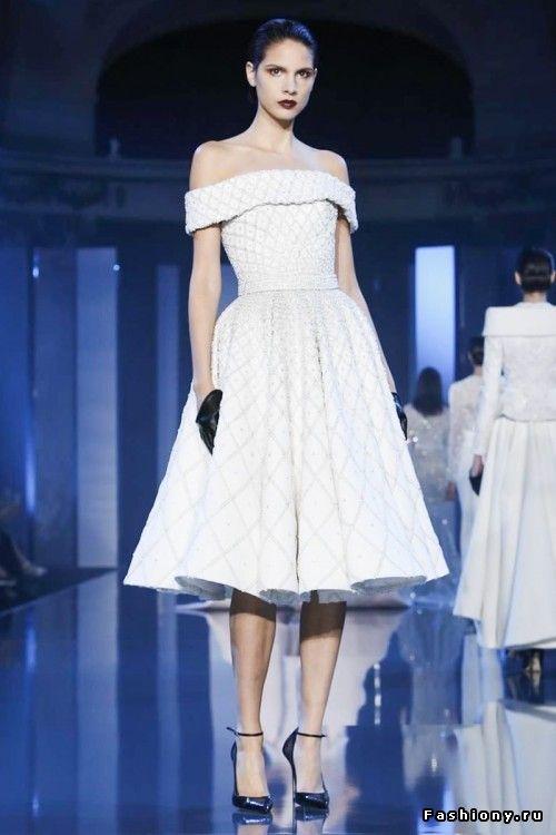 Ralph & Russo Haute Couture Осень-Зима 2014-2015