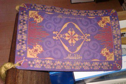 Aladdin Carpet Mouse Pad Aladdin Carpet Aladdin Magic