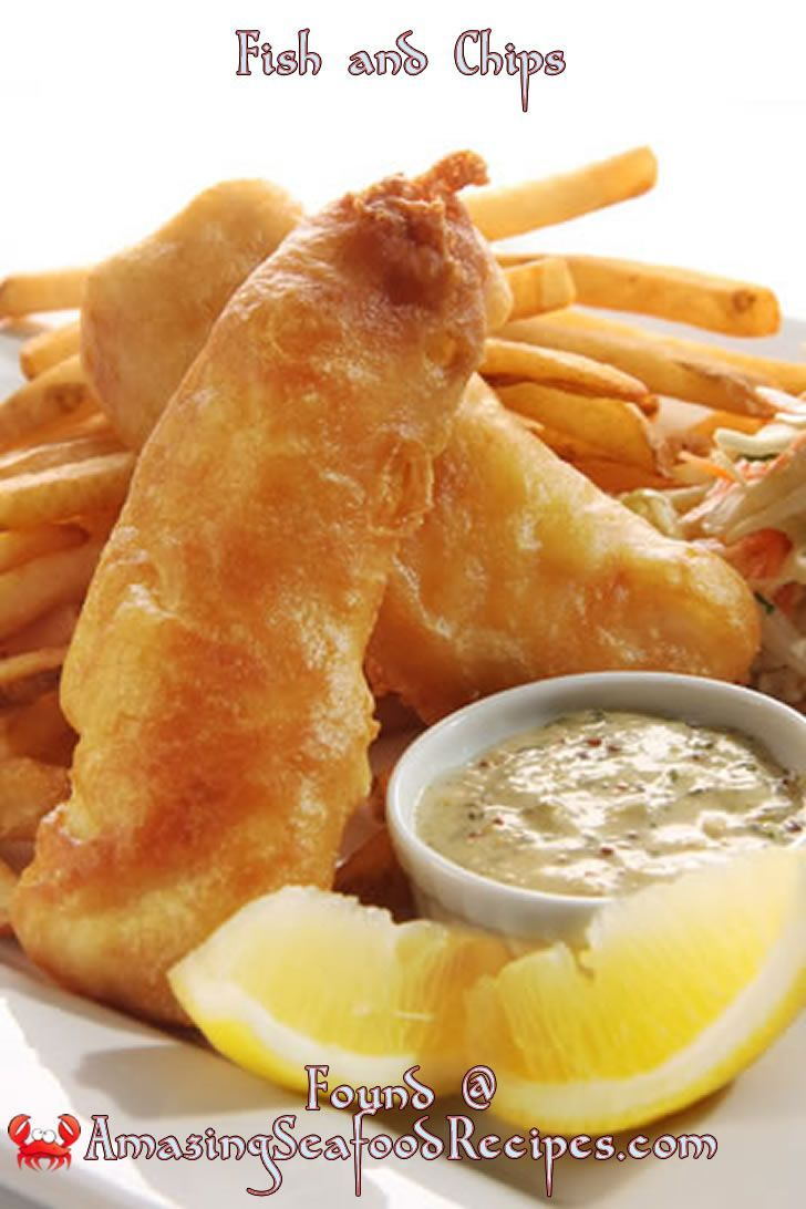 Discover how to make authentic English fish and chips. Everything is great about this meal from the crispy batter and the mouthwatering aroma to the flaky fish and tasty chips.