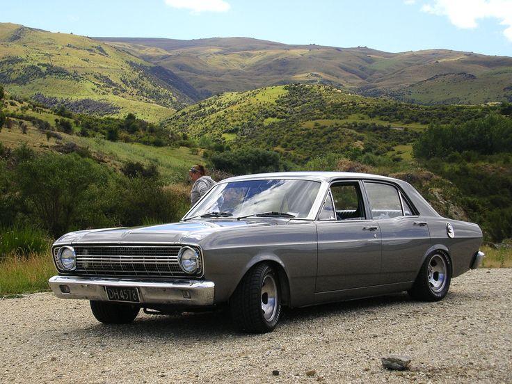 1967 Ford Falcon XR