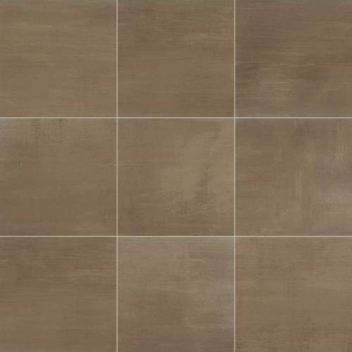 Skybridge Brown Glazed Ceramic Tile Available In 12x12