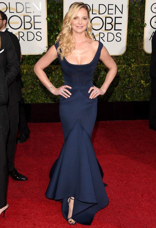 1/11 #キャサリン・ハイグル Golden Globe Awards 2015 |海外セレブ最新画像・私服ファッション・着用ブランドまとめてチェック DailyCelebrityDiary*