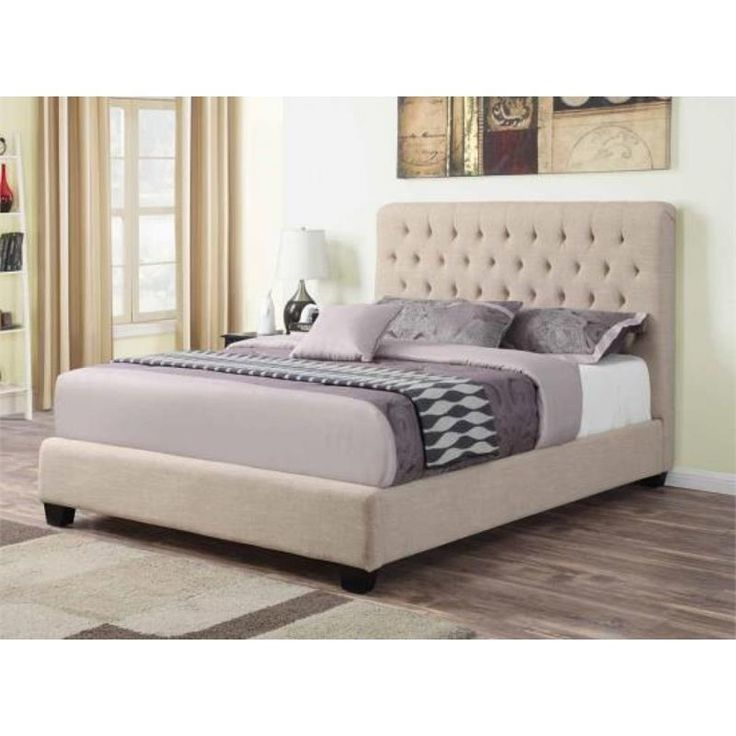 Coaster Chloe Upholstered Headboard Las Vegas Furniture Online Lasvegasfurnitureonline Lasvegasfurnitureonline Com