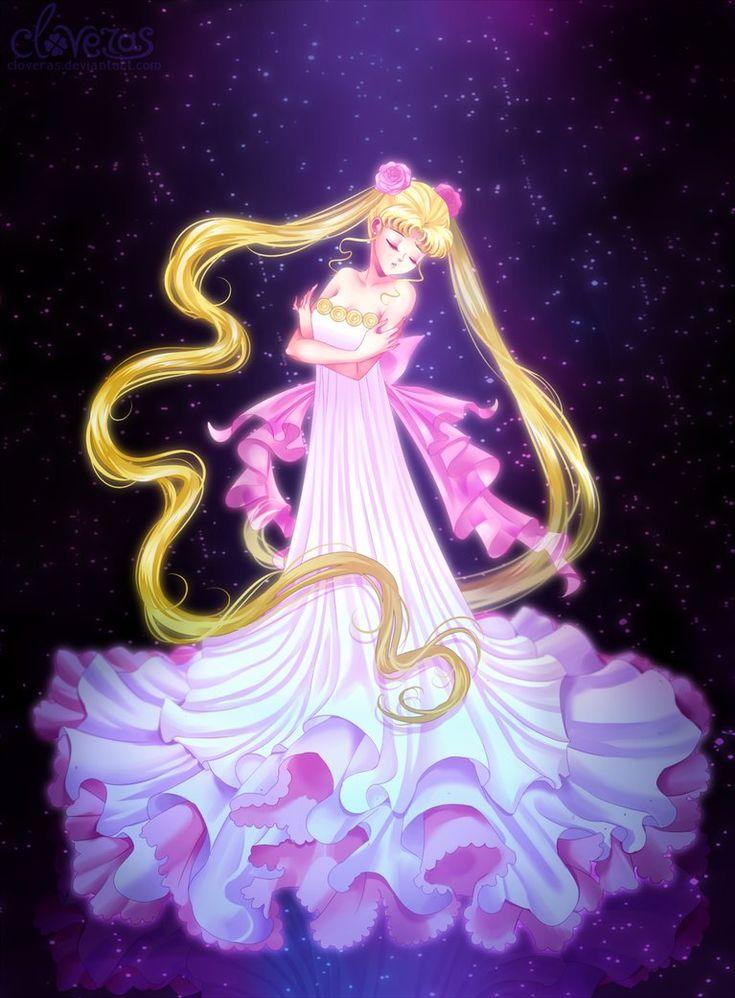 Princess Serenity by Cloveras.deviantart.com on @DeviantArt