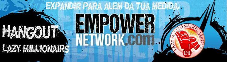 """Hangout Lazy Millionaires TEMA: """"Expandir para além da tua medida""""  Segunda Feira-07.04.2014 23.00 hora Lisboa. 19.00 Hora Brasília  http://forms.aweber.com/form/65/689231965.htm"""