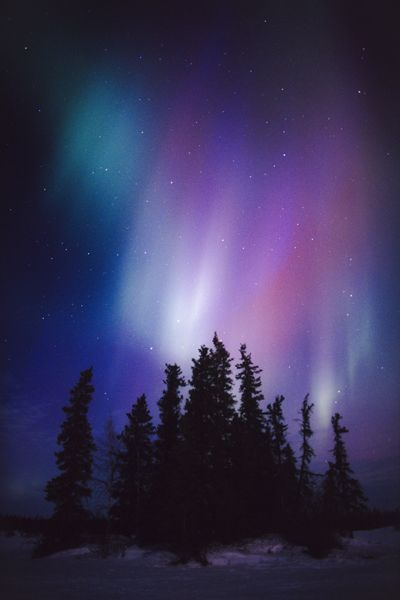 ... Aurora Borealis on Pinterest | Brandenburg, Minnesota and Purple and